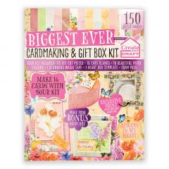 Mega Pack Card Kit by Create & Craft