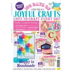 100 Days of Joyful Crafts