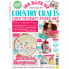 100 Days of Country Crafts