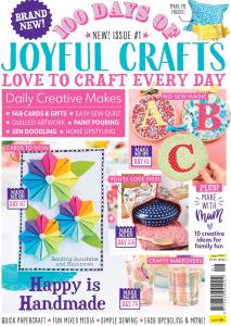 100 Days of Joyful Crafts