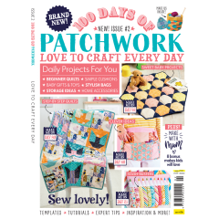 100 Days of Patchwork
