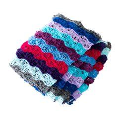 Drop Stitch Wave Wrap