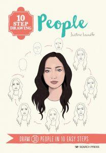 10 Step Drawing: People