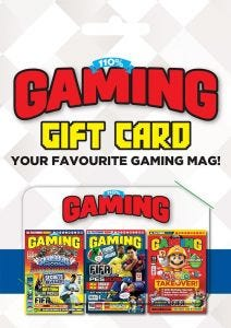 110% Gaming Subscription Gift Card