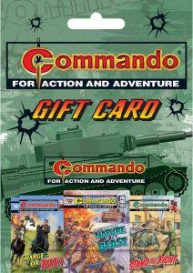 Commando Subscription Gift Card