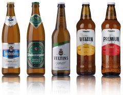 Continental Beer (20 bottles)