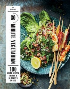 30-Minute Vegetarian Cook Book