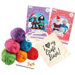 600g Festive Yarn Kit