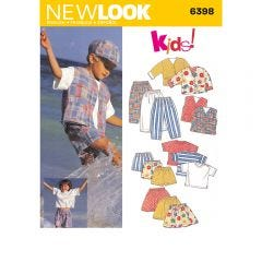 Childs Separates Sewing Pattern