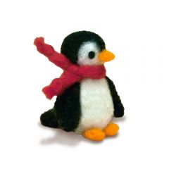 Felted Penguin Kit