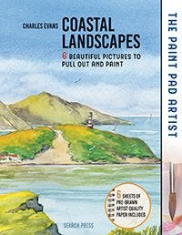 The Paint Pad Artist: Coastal Landscapes