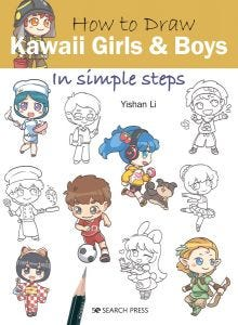 How To Draw: Kawaii Girls and Boys