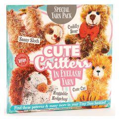 Cute Critters Yarn Kit