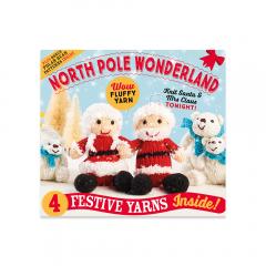 North Pole Wonderland Yarn Kit