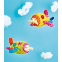Aeroplane Toys Knitting Pattern