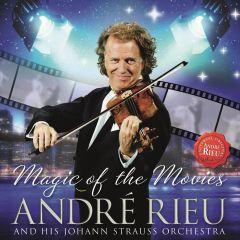 André Rieu: Magic Of The Movies CD