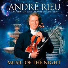 André Rieu:  Music Of The Night CD/DVD
