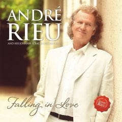 André Rieu - Falling in Love in Maastricht CD & DVD