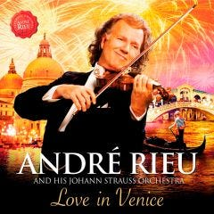 André Rieu: Love in Venice CD/ DVD