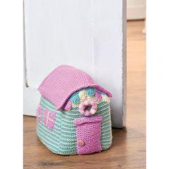Beach Days Knitted Door Stop Knitting Pattern