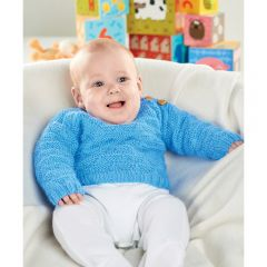 Bobby Blue Jumper Knitting Pattern