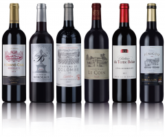 Bordeaux Red Wine Selection (6 bottles)