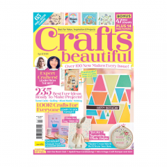 Crafts Beautiful Subscription