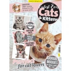 Cutest Ever Cats and Kittens Book