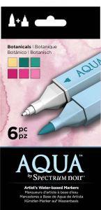 Aqua by Spectrum Noir (6PC)  – Botanicals