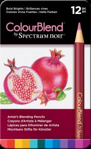 Colourblend by Spectrum Noir - Bold Brights (12pc)