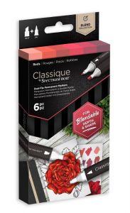 Spectrum Noir Classique (6PC) - Reds