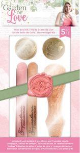Garden of Love - Wax Seal Kit