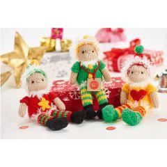 Christmas Elves Knitting Pattern