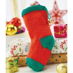 Classic Stocking Knitting Pattern