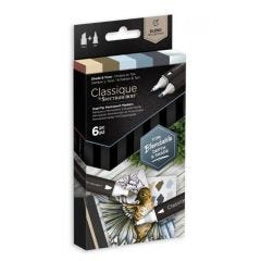 Spectrum Noir Classique (6PC) - Shade & Tone