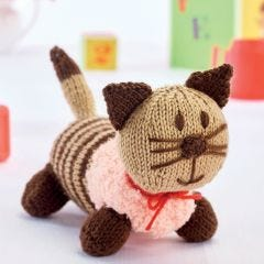Cleo the Cat Pattern