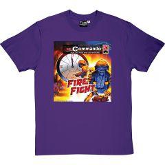 Commando Fire Fight T-Shirt