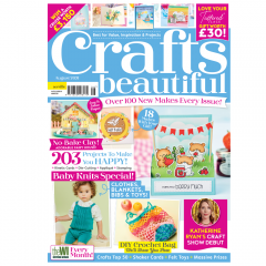 Crafts Beautiful August 2021