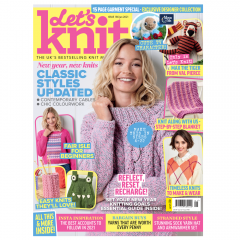 Let's Knit January 2021