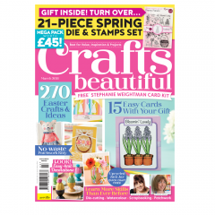Crafts Beautiful March 2021