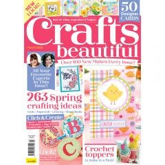 Crafts Beautiful March 2020