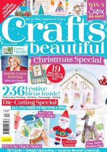 Crafts Beautiful Xmas 2021 Cover