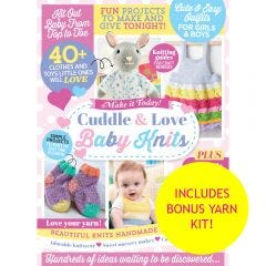 Cuddle and Love Baby Knits