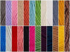 All Shades Colour Pack in Deramores Studio Aran