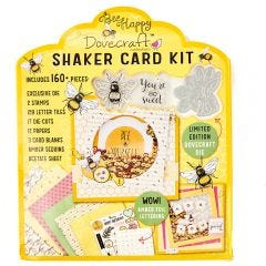 Dovecraft Bee Shaker Card Kit
