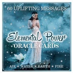 Elemental Power Card Deck