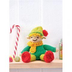 Elf On A Shelf Knitting Pattern