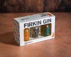 Firkin Gin Miniature Gift Set