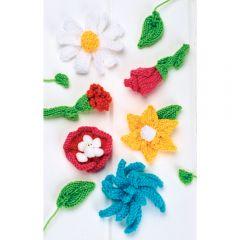 Flower Power Knitting Pattern