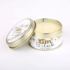 Gin O'clock & Prosecco Princess Occasions Candle